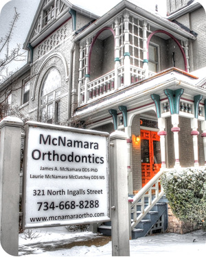 McNamara Orthodontics First Visit