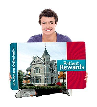 Ann Arbor Orthodontist - McNamara Orthodontics - Smile Rewards Program