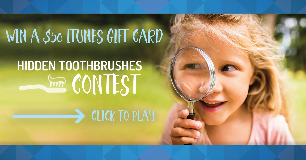 mcnamara-orthodontics_contests_hidden-toothbrushes_facebook-blog