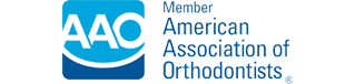 AAO Logo McNamara Orthodontics in Ann Arbor, MI