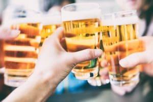 Alcohol and braces Ann Arbor MI