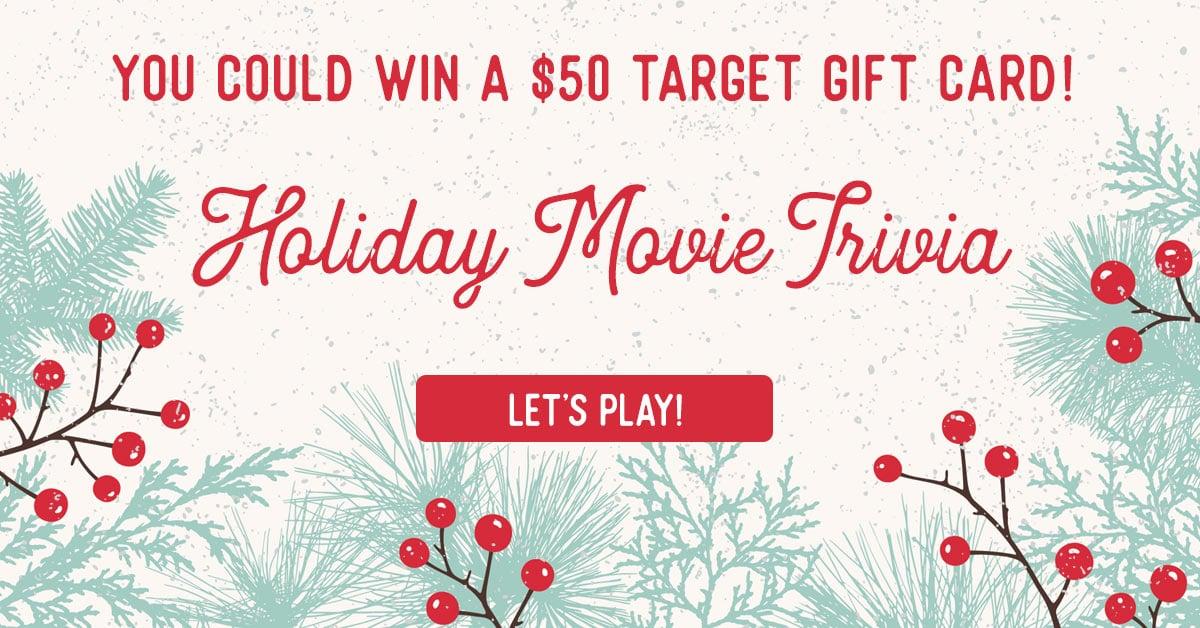 McNamara Orthodontics Holiday Movie Trivia Contest Advertisement