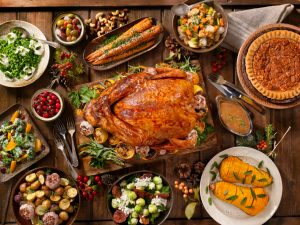 Holiday Turkey Dinner