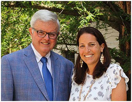 Dr. James McNamara and Dr. Laurie McNamara at McNamara Orthodontics in Ann Arbor, MI